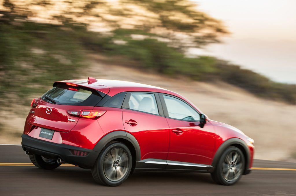 Украине стартовали продажи Mazda CX-3