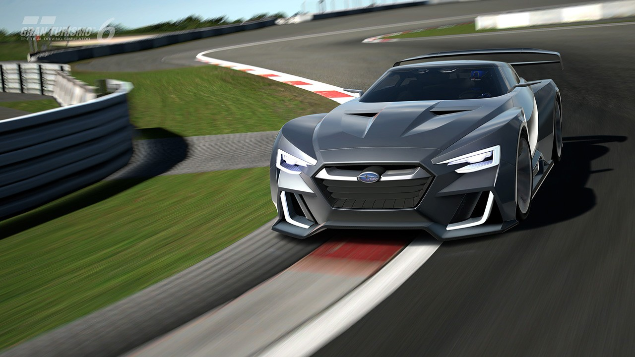 Прототип спортивного седана Subaru презентуют в конце октября