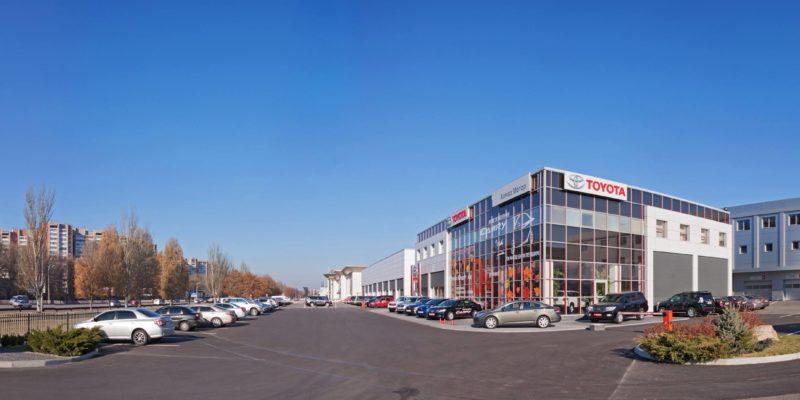 Тойота Центр Алмаз Мотор