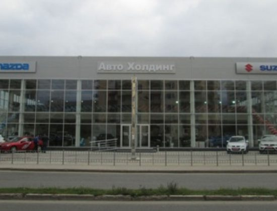 Mazda Suzuki Центр Херсон Авто Холдинг