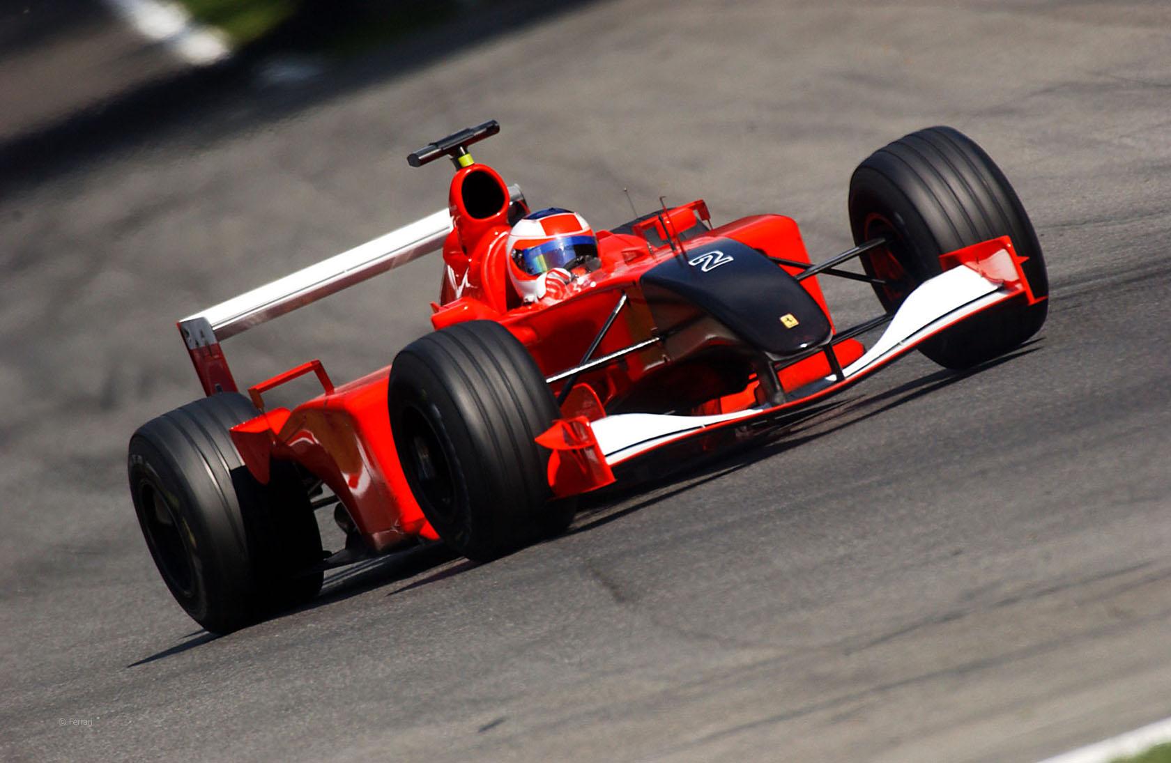 Ferrari Шумахера или лот за 4 миллиона долларов
