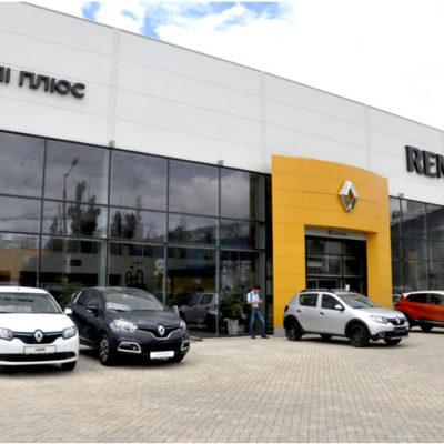 Солли Плюс Renault в Харькове