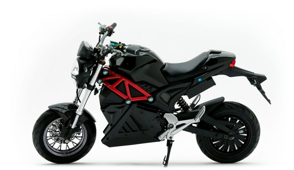 MyBro – электромотоциклы для езды без прав