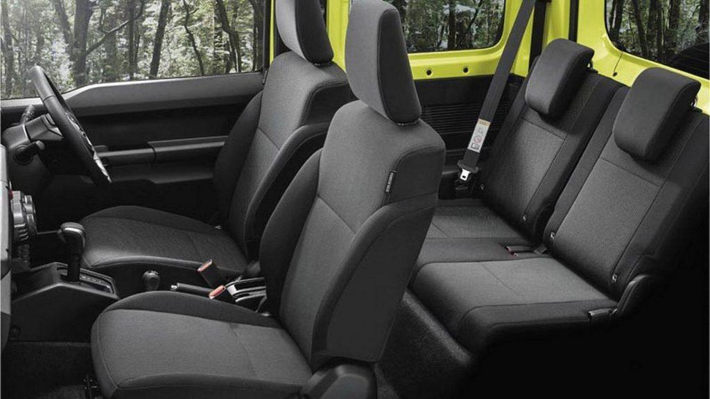 Suzuki Jimny 2019: официальная презентация