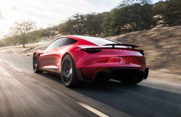 Tesla Roadster Илона Маска будет супер быстрым