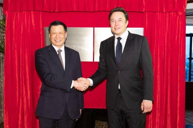 В Китае построят завод Tesla