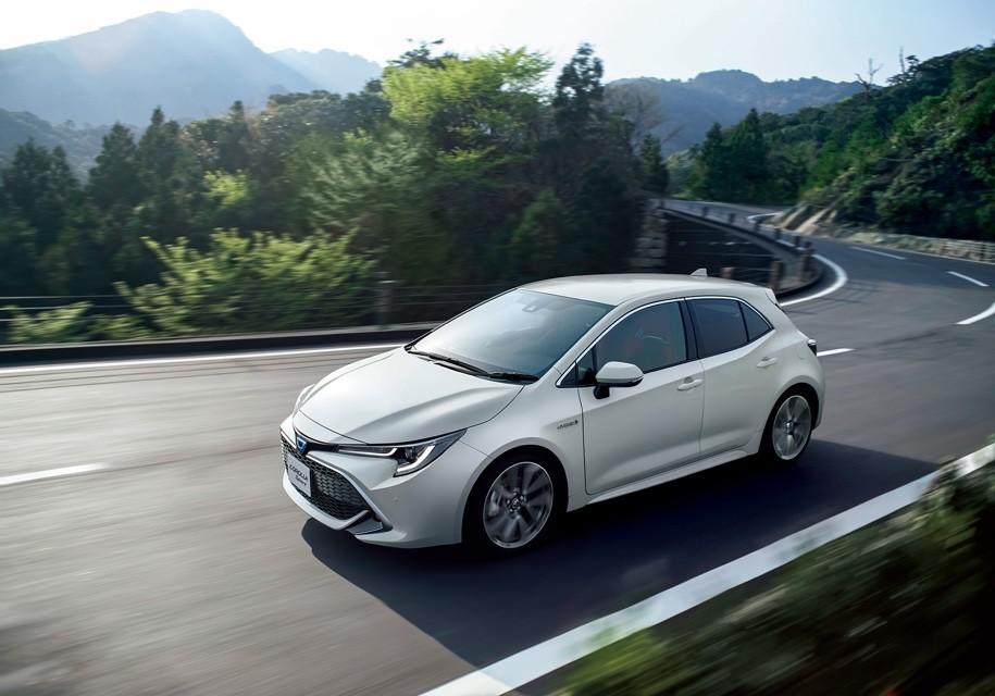 Corolla Sport: выход на японский рынок