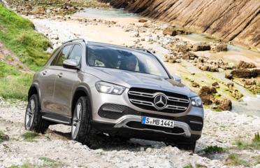 Mercedes-Benz GLE порадовал новыми идеями