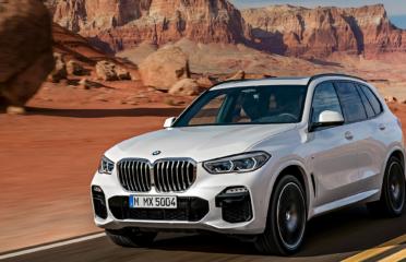 Новый BMW X5: попытка революционного переворота