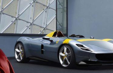 Ferrari запускает новую линейку Icona с ограниченным тиражом, которая увидит множество классических гоночных и дорожных моделей, переделанных как современные автомобили.