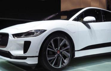 Jaguar I-Pace получил новый звук для предупреждения пешеходов о движении автомобиля.