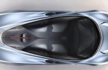 McLaren Speedtail 2020 трёхместный автомобиль с максимальной скоростью 410 км/ч