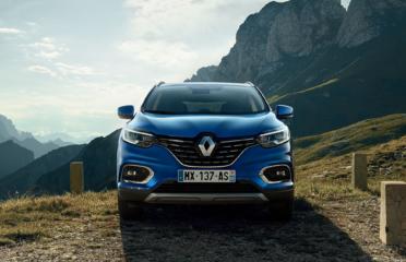 Парижский дебют Renault Kadjar