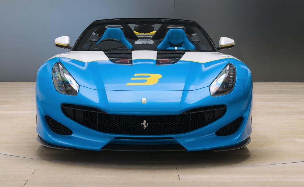 Новый суперкар Ferrari может похвастаться двигателем V12 мощностью 769 л.с. и радикальным стилем.